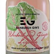 Rhubarb and Ginger Edinburgh Gin