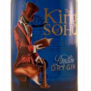 The King of Soho London Dry Gin