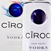 Ciroc Vodka 5 times distilled