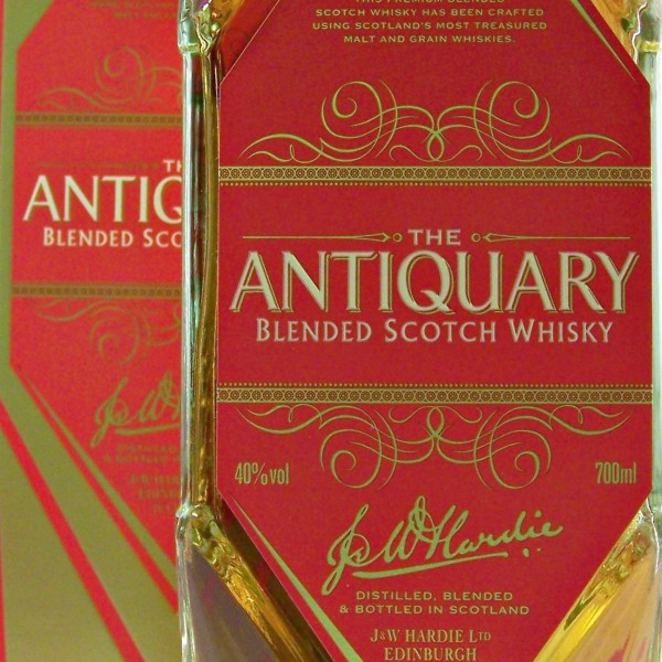 The Antiquary Blended Scotch Whisky