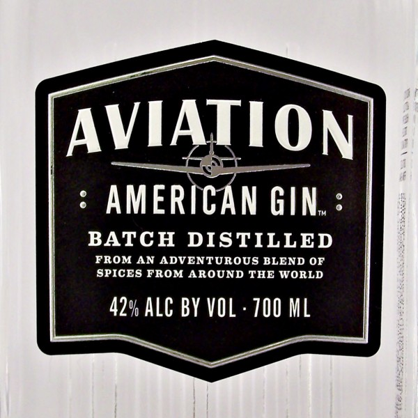 Aviation American Gin Small Batch
