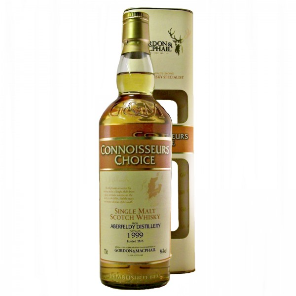 Aberfeldy Single Malt Whisky 1999 Connoisseurs Choice