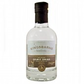 KingsBarns Spirit Drink New make spirit distilled and bottled by Kingsbarn distillery, Fife. available from specialist whisky shop whiskys.co.uk