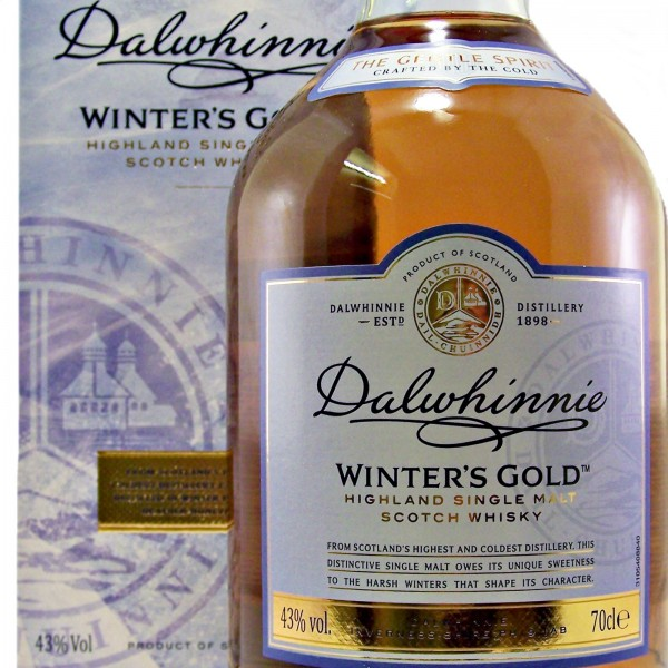 Dalwhinnie Winters Gold Label