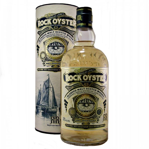 Rock Oyster Malt Whisky