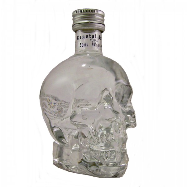 Crystal Head Miniature Vodka