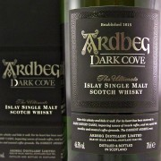 Ardbeg Dark Cove Islay Whisky
