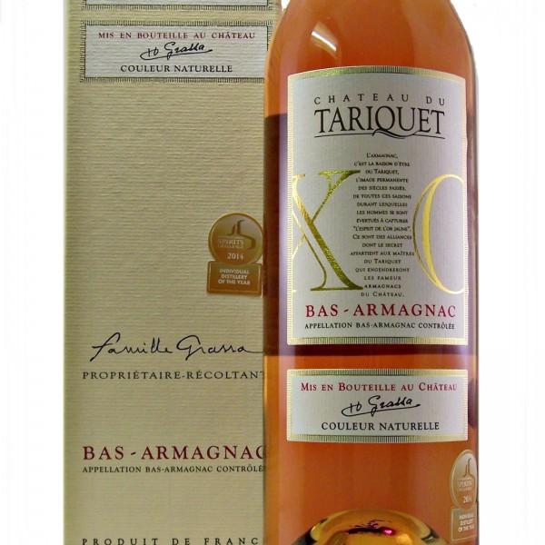 Chateau du Tariquet XO Bas-Armagnac Extra Old