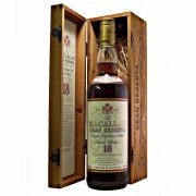 Macallan Gran Reserva 18 year old 1979