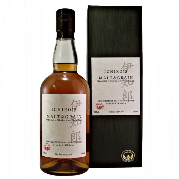 Ichiros Malt & Grain Japanese Whisky