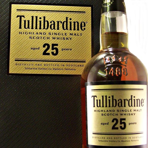 Tullibardine 25 year old Highland Single Malt Whisky