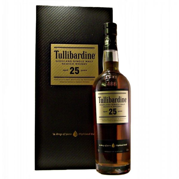 Tullibardine 25 year old Single Malt Whisky