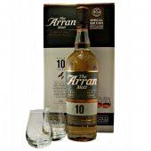Arran Malt Whisky Glass Pack from whiskys.co.uk