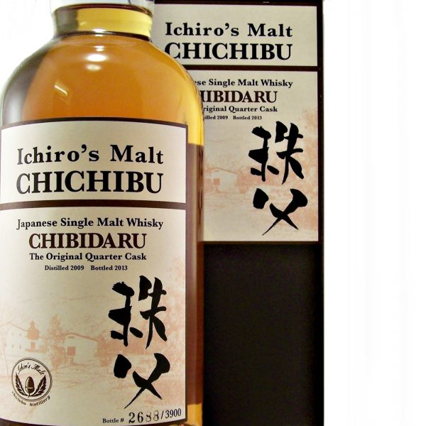 Chichibu Chibidaru 2009 the original quarter cask