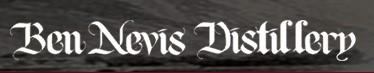 Ben Nevis Whisky Distillery Logo