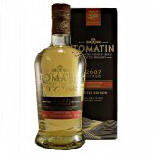 Tomatin 2007 Caribbean Rum Cask from whiskys.co.uk