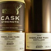 Highland Park 2007 Cask Strength Single Malt