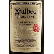 Ardbeg Dark Cove Committee Release whisky