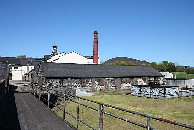 anCnoc Whisky Distillery