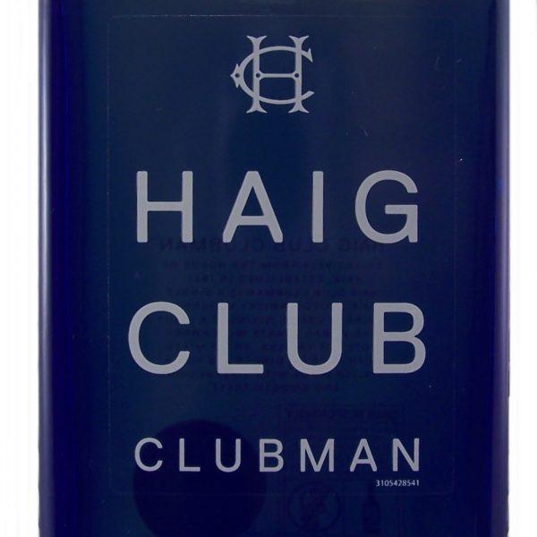 Haig Club Clubman Single Grain Whisky