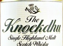 Knockdhu Whisky Logo