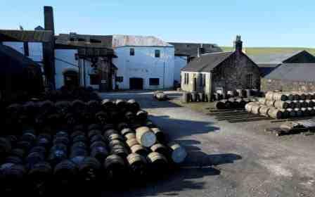 Springbank Whisky Distillery