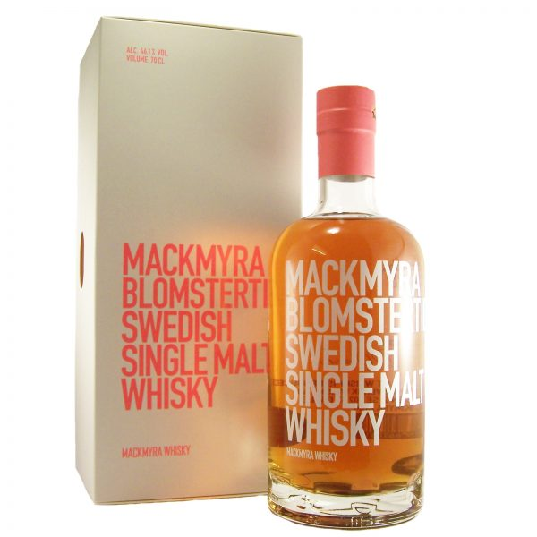 Mackmyra Blomstertid Swedish Single Malt Whisky