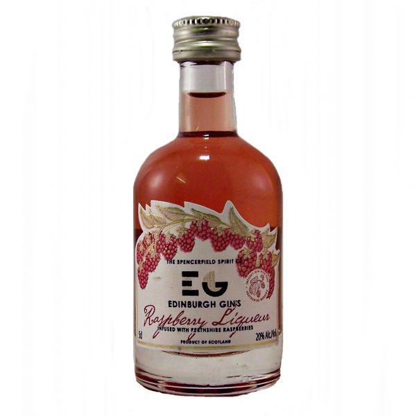 Edinburgh Gin Raspberry Liqueur Miniature