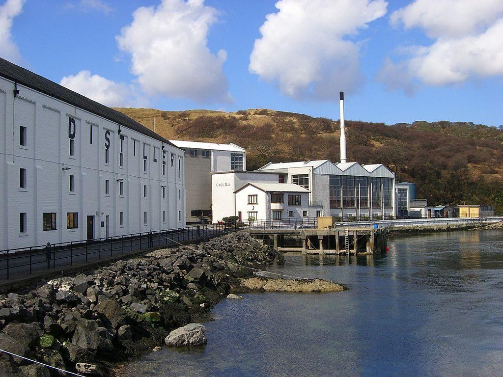 Caol Ila Whisky Distillery
