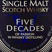 50 Year Old Whisky
