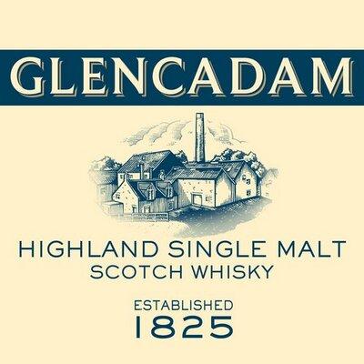 Glencadam Whisky Distillery Logo