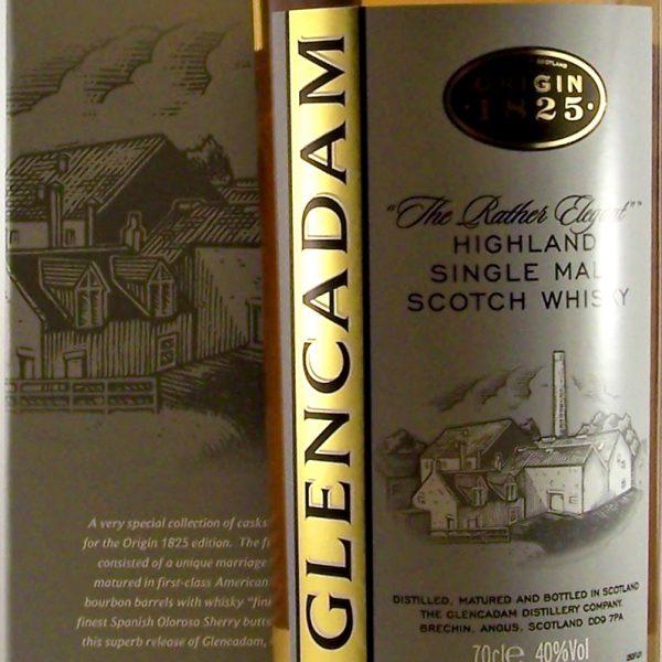 Glencadam Origin Single Malt Whisky