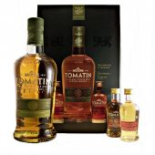 Tomatin Whisky Gift Set from whiskys.co.uk
