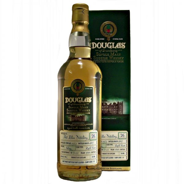 Port Ellen 26 year old Single Malt Whisky