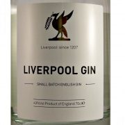 Liverpool Small Batch English Gin
