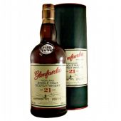 Glenfarclas 21 year old Single Malt Whisky from whiskys.co.uk