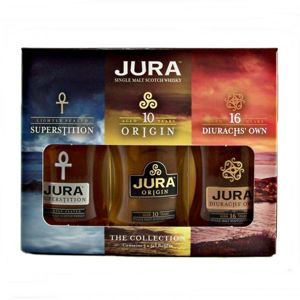 Jura Miniature Whisky Collection