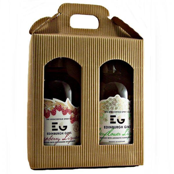 Edinburgh Gin's Liqueur Gift Set
