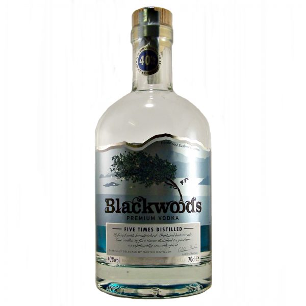 Blackwoods Premium Vodka