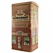 Glen Grant 10 year old 1980's Gift Tin