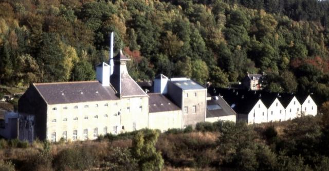 Speyburn Whisky Distillery