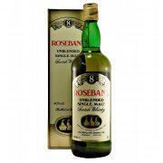 Rosebank 8 year old Single Malt Whisky