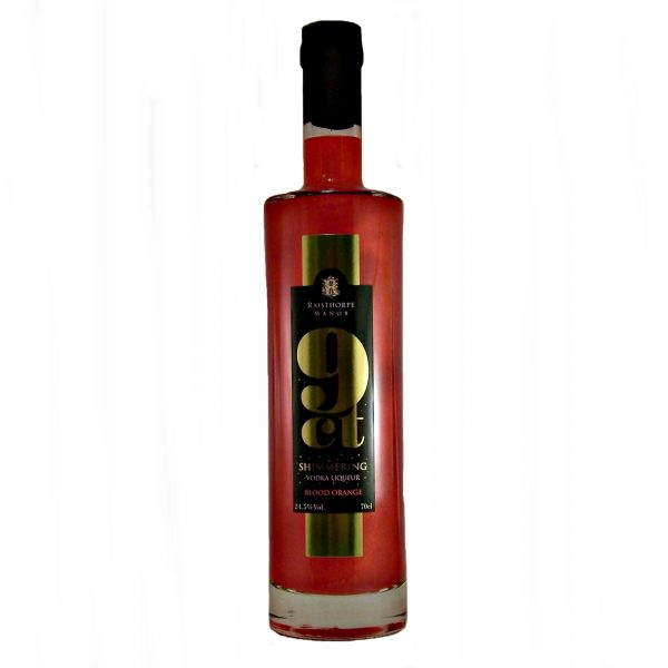 9ct Shimmering Blood Orange Vodka