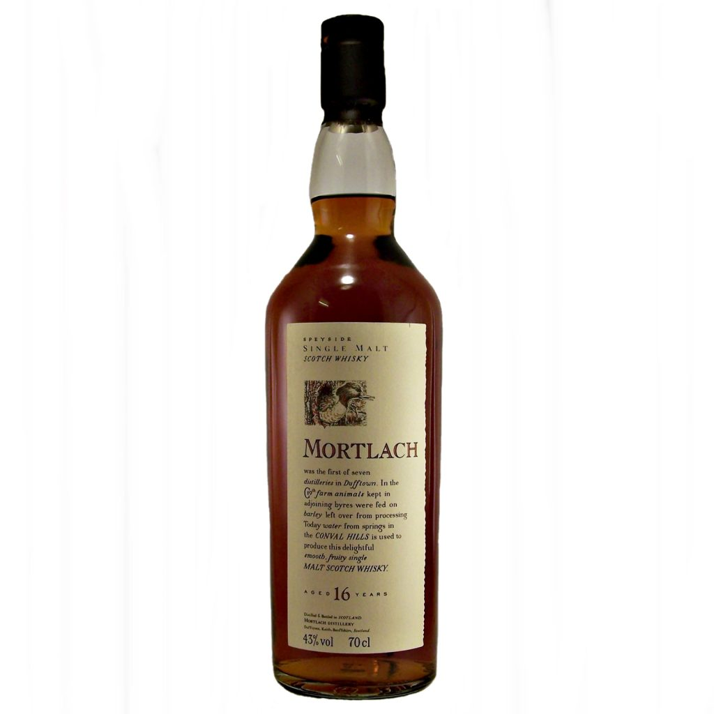 Mortlach 16 year old Single Malt Whisky from whiskys.co.uk