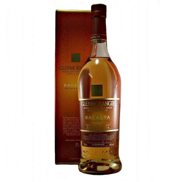 Glenmorangie Bacalta Private Edition