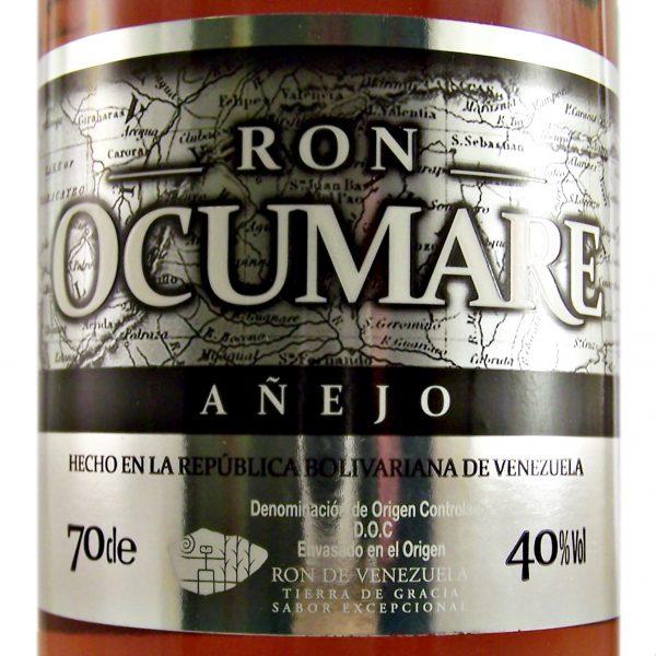 Ron Ocumare Anejo Venezuelan Rum