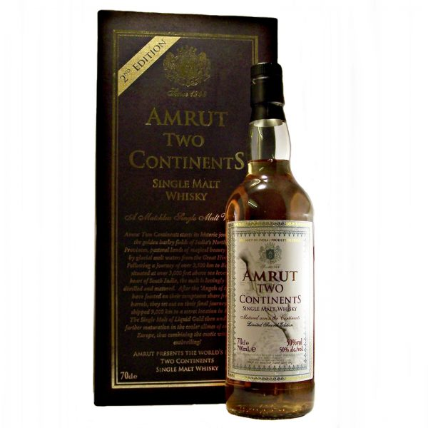 Amrut Two Continents Second Edition