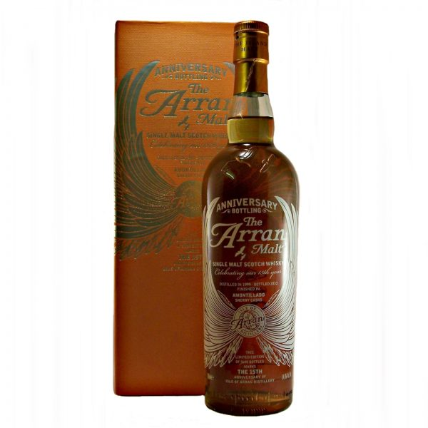 Arran Malt 15th Anniversary