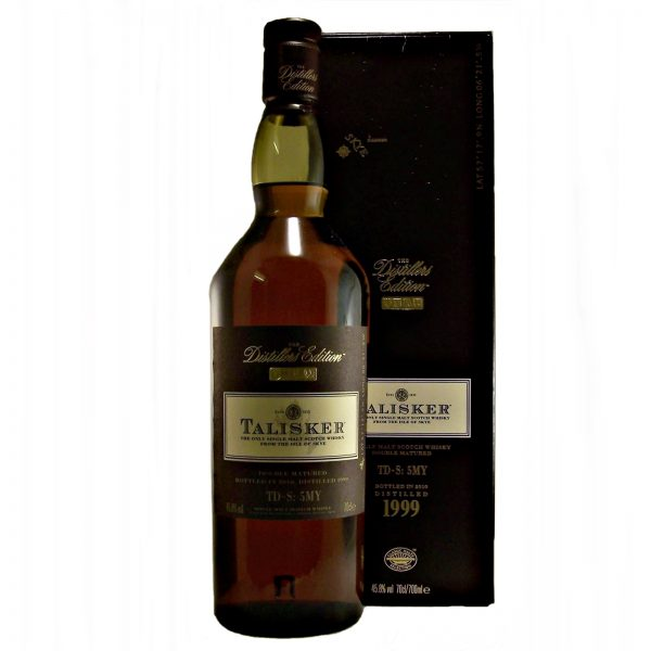 Talisker 1999 Distillers Edition