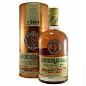 Bruichladdich 1989 Full Strength from whiskys.co.uk